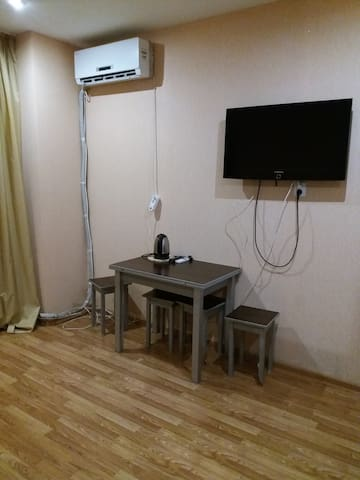 Просторная квартира около моря. - Sochi
