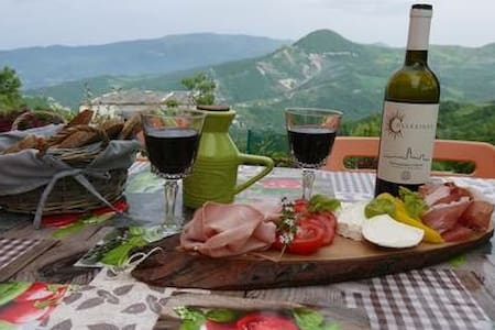 iL Monte holiday house