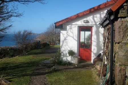 Cosy Steading - Stunning Sea Views - House