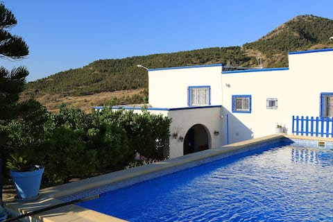 Cortijo Los Olivos maison avec piscine
