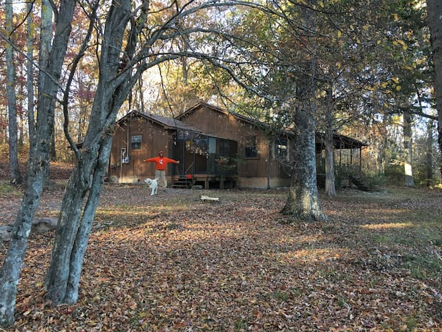 Charming Cabin Near The Hiwassee & Ocoee Rivers - Delano - Ev