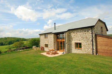 Threshing Barn in Devon - Beaford - Diğer