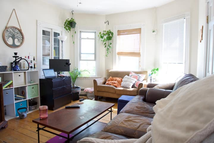5BR/2BA | $4,250 monthly | Sunny Home in Magoun Sq