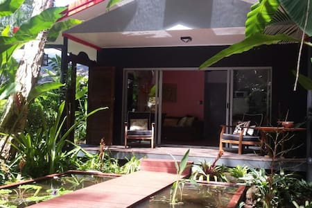 Modern Asian styled tropical Lodge - Clifton Beach - 独立屋