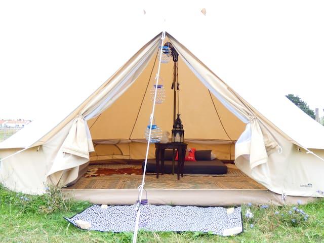 Nuit insolite à la ferme, Inuit Dream Tent