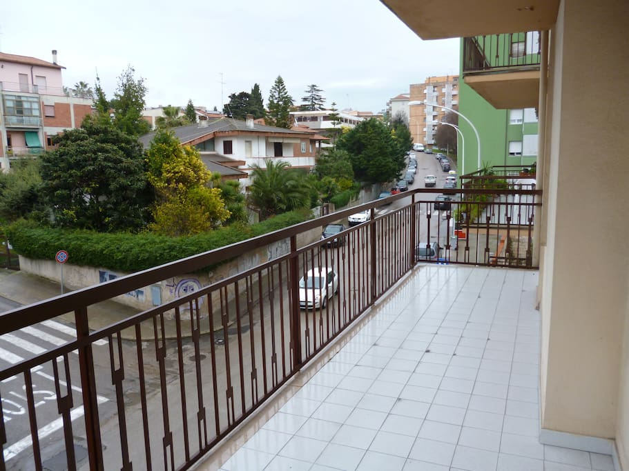 1st terrace