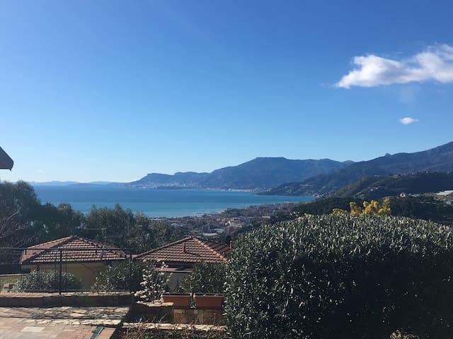 Luxury Villa Stella in Bordighera