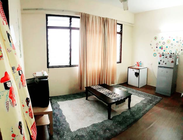 sea view apartment near batu feringgi - Penang - Wohnung