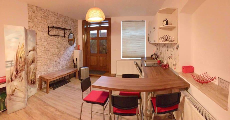 Modern Central Studio (50 m2) in Sibiu