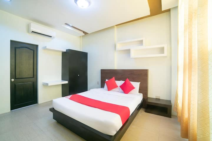 Superior Double Stay In Jrif Hotel