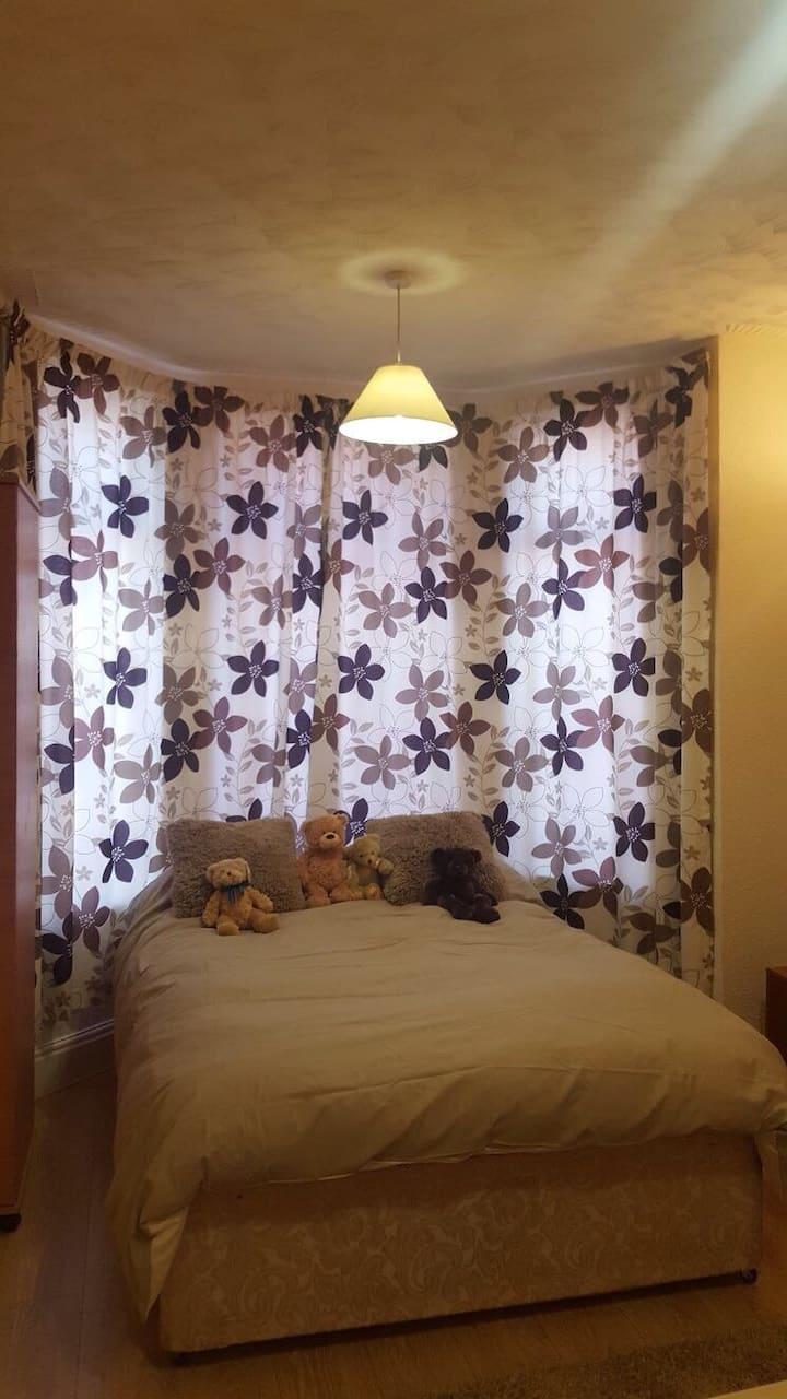 Cuzy teddy room, peace, quite