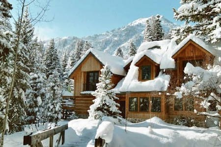 TREEHOUSE SUITE ON SUNDANCE CREEK-A - Sundance - 连栋住宅