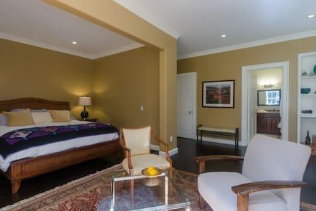 Refined Gracious Suite Palo Alto