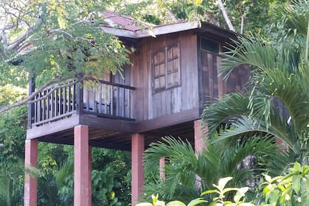 Foxhill Tree Top - A view of nature - Langkawi - House