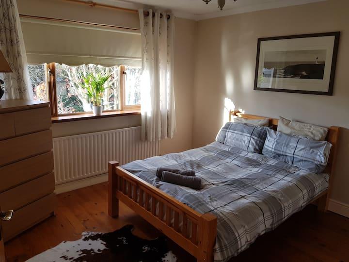 Cozy double room - Carlow
