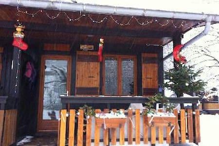 Chalet coeur bauges ski et detente - Aillon-le-Jeune