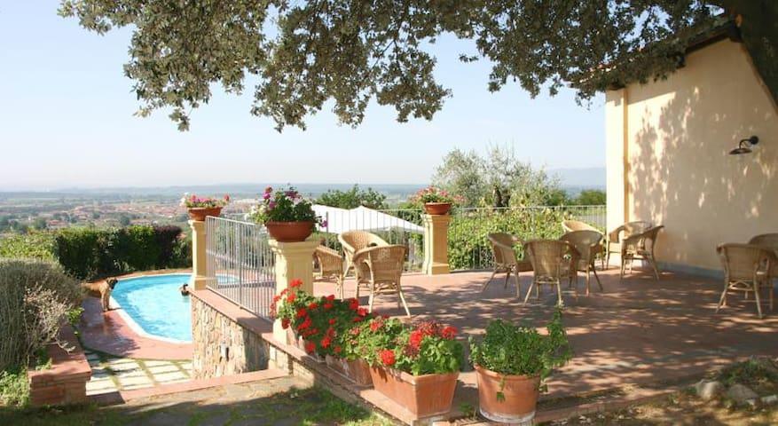 Nel cuore della Toscana a due passi dalle Terme - Monsummano Terme