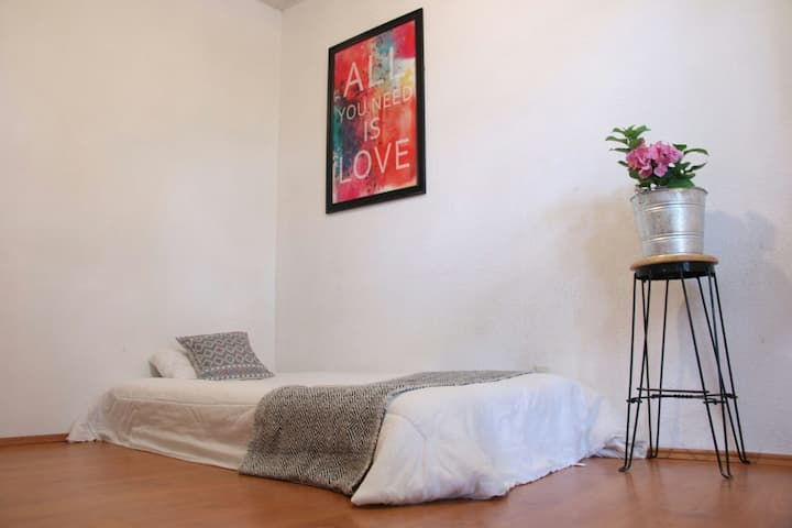 Comfy&Safe room/ 20 de Noviembre / Insurgentes Sur
