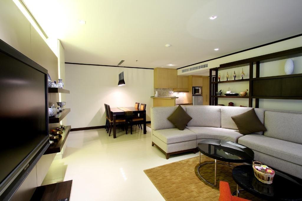 Bangkok Sukhumvit Soi 13 1 Bed Apt.