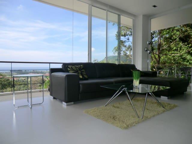 Ocean View Apartment in Kamala - Kamala - Apartamento