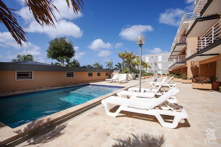 Bonaire Seaside Apartment 305 - Kralendijk - Condominio