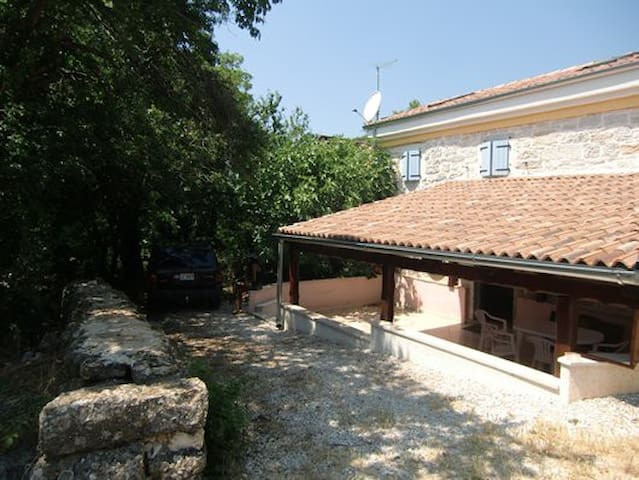 CHARMING HOUSE IN ISTRIA CROATIA - Rakovci - Haus