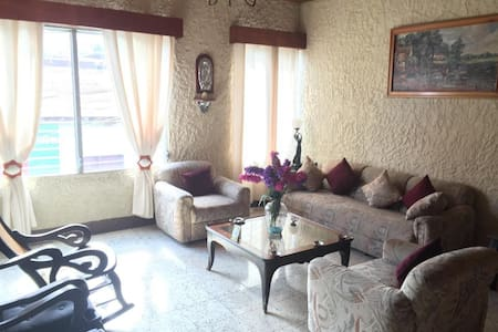 COZY 2 BEDROOM HOUSE IN CITY CENTER - Matagalpa