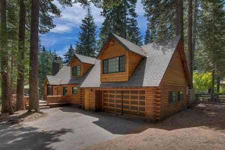 Sequoia Ranch - Log Cabin - Haus
