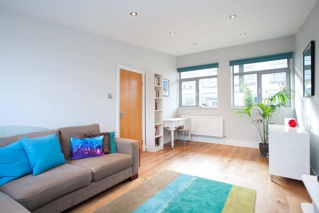 Full use of living room