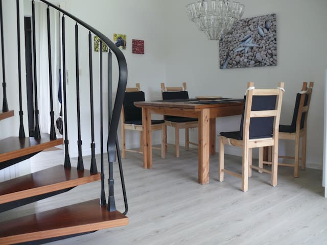 Holiday Home in Friedrichskoog - Friedrichskoog - Talo