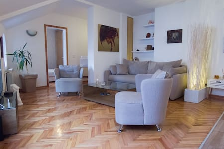 Amazing 1 bedroom in center of city - Niš - Apartmen