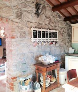 RUSTICO VILLA DRAGHI MONTEGROTTO T. - Montegrotto Terme - Lejlighed