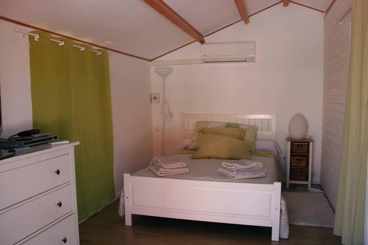 Chalet simple et confortable