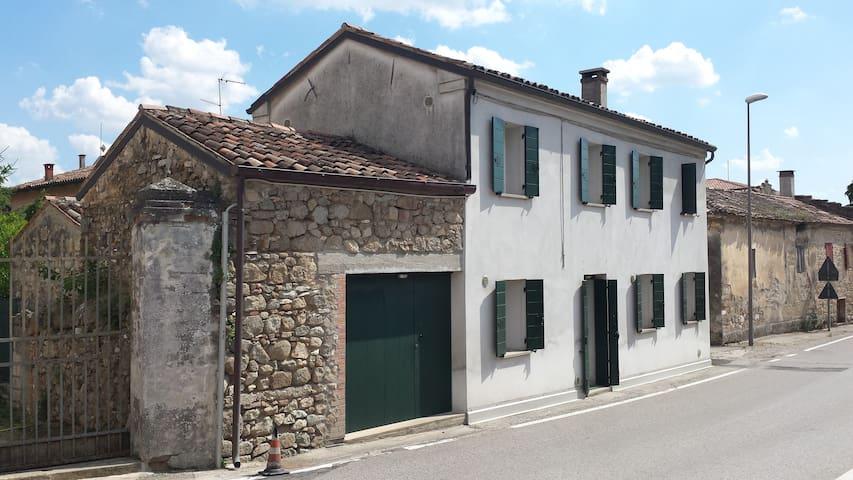 Renewed house at Euganean Hills - Cinto Euganeo - Casa