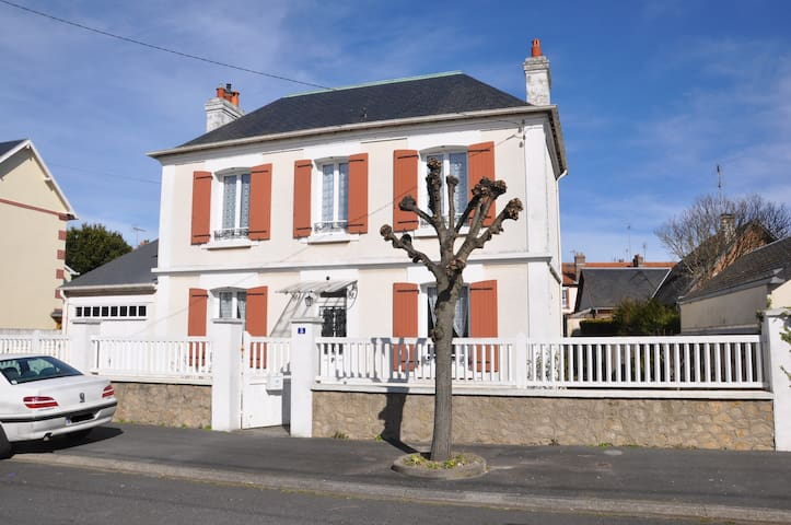 Lovely house close to the beach 5mn - Dives-sur-Mer - Haus