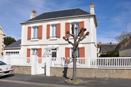 Maison de charme à 5mn de la plage - Dives-sur-Mer - Haus