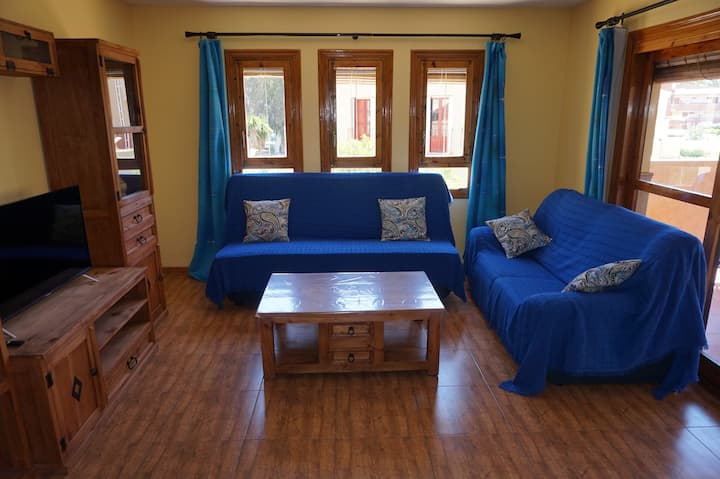 Central two bedroom apartment in the Urbanisation