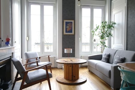 Comfy apartment in Lyon 5 - Lägenhet
