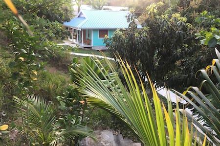Casita Fresca - Eco-Friendly Open Air 2BR House
