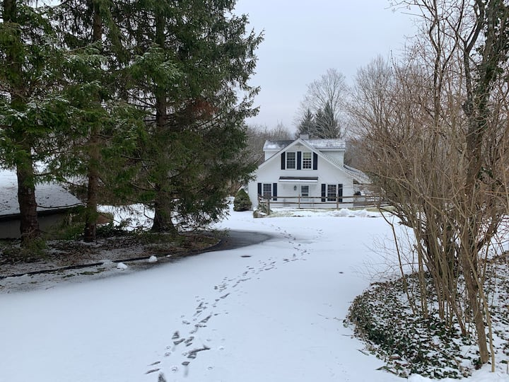 Idyllic country cottage, 10min to Mohawk Mountain+