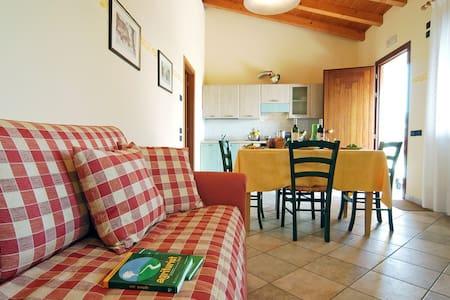 Italian holiday farmhouse, MAS 2 - Palazzolo dello Stella - Lägenhet