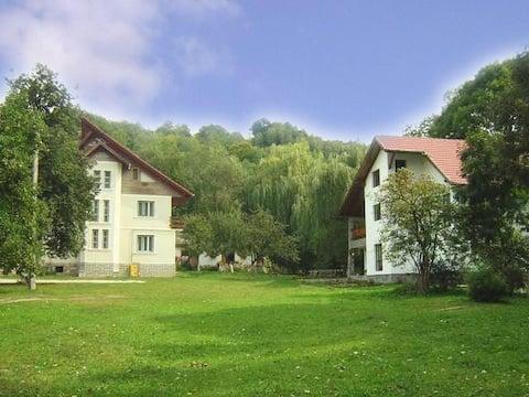 """""""Vraja Munților""""- guest house close to Bran Castle"""