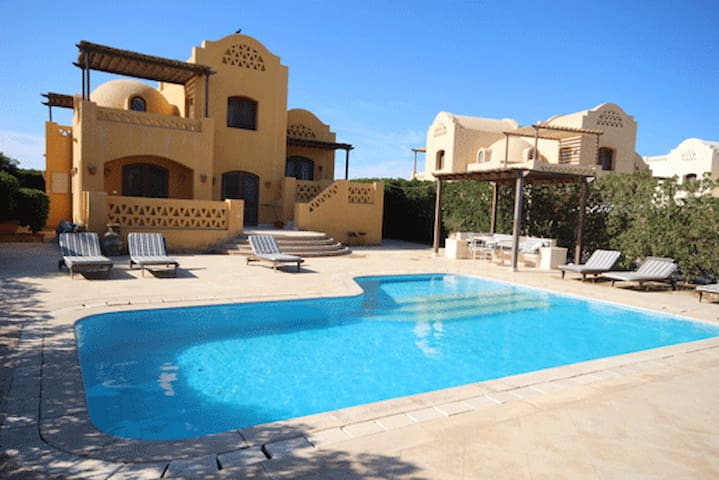 Beautiful 3 Bedrooms Villa Heated Private Pool