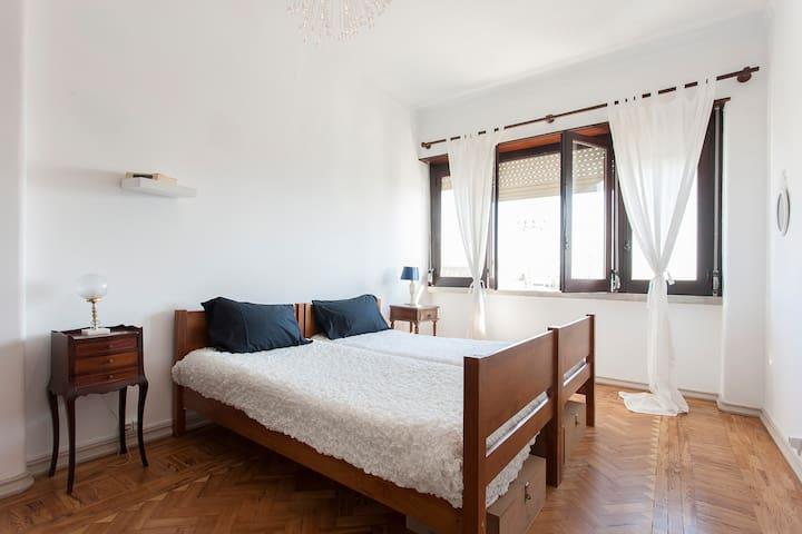 Twin/Double Room - Suite Dance - Lisboa - Bed & Breakfast