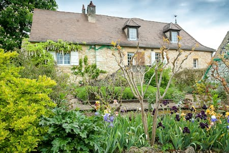 Romantic paradise in Dordogne - Beaumont-du-Périgord - Huis