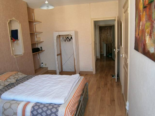 chambre privée vieille ville - Toul