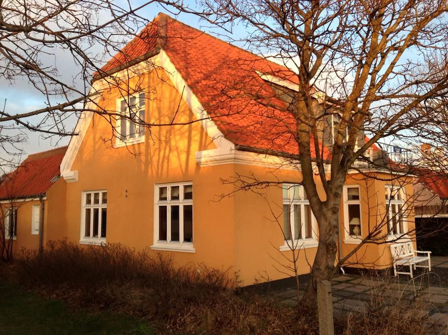 Original and charming Skagen Villa