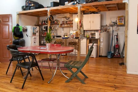 Loft in Williamsburg Area w/ Roof - Brooklyn - Apartment