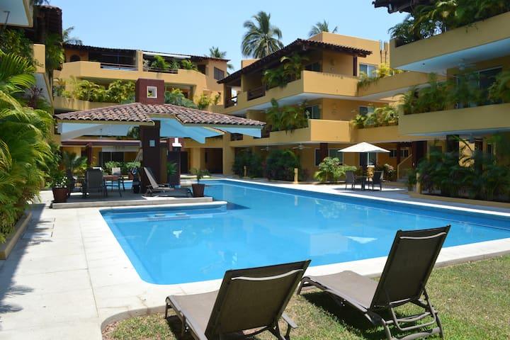 Residencial Los Mangos 204 - Zihuatanejo - Daire