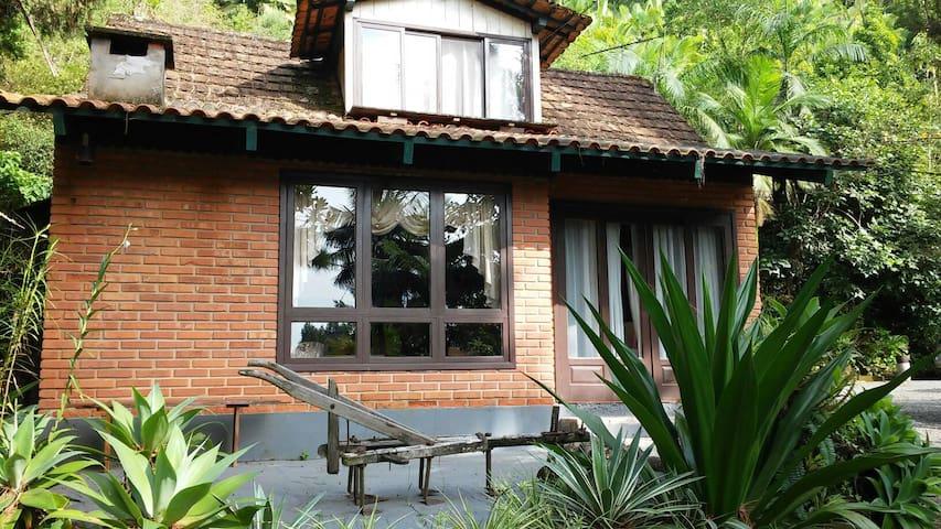 Casa de Campo Solar Das Hortênsias
